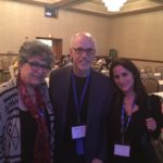 Marlo Gottfurcht Longstreet with Drs. Varda Rotter and David Malkin